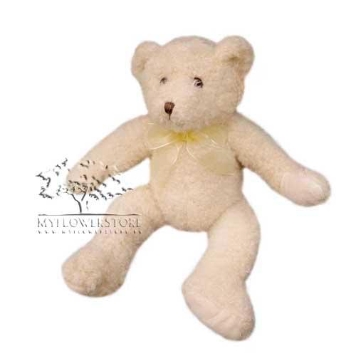 Мягкая игрушка Медвежонок плюшевый счастливчик