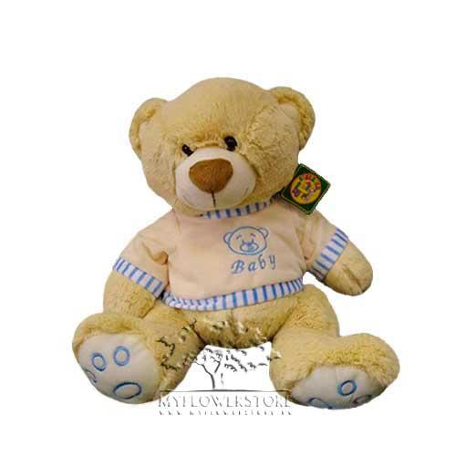Мягкая игрушка Ласковый медвежонок Baby